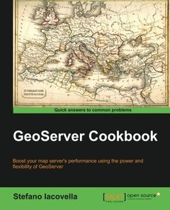 GeoServer Cookbook-cover
