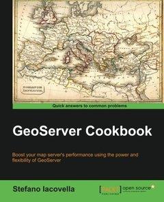 GeoServer Cookbook-cover
