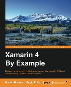 Xamarin 4 By Example-cover
