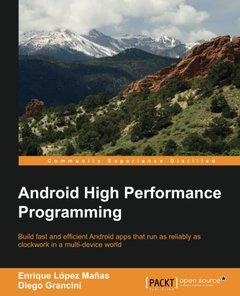 Android High Performance Programming-cover