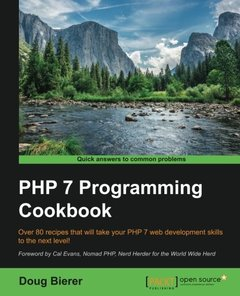 PHP 7 Programming Cookbook-cover