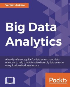 Big Data Analytics with Spark and Hadoop-cover