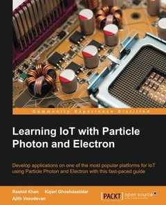Learning IoT with Particle Photon and Electron-cover