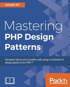 Mastering PHP Design Patterns-cover