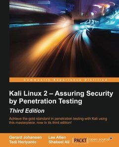 Kali Linux 2 Assuring Security by Penetration Testing - Third Edition-cover