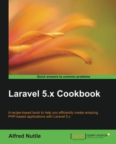 Laravel 5.x Cookbook-cover