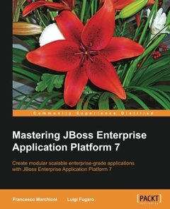 Mastering JBoss Enterprise Application Platform 7-cover