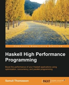 Haskell High Performance Programming (Paperback) – September 26, 2016-cover