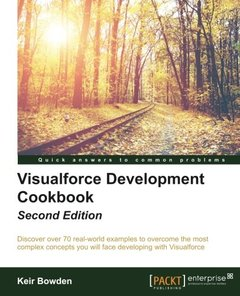 Visualforce Development Cookbook - Second Edition-cover