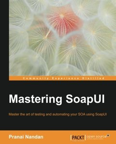 Mastering SoapUI-cover