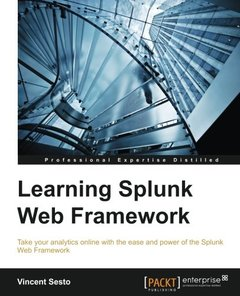 Learning Splunk Web Framework-cover