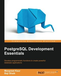 PostgreSQL Development Essentials-cover
