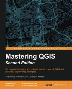 Mastering QGIS - Second Edition-cover