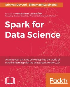 Spark for Data Science-cover