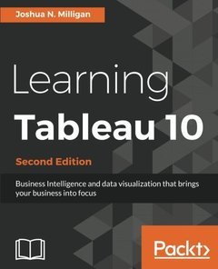 Learning Tableau 10 -( Second Edition)-cover