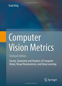 Computer Vision Metrics: Textbook  (Hardcover)-cover