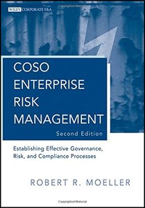 COSO Enterprise Risk Management: Establishing Effective Governance, Risk, and Compliance (GRC) Processes-cover