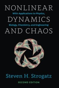 Nonlinear Dynamics and Chaos: With Applications to Physics, Biology, Chemistry, and Engineering (Studies in Nonlinearity)-cover