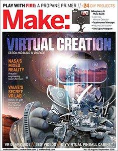 Make: Volume 52-cover