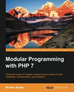 Modular Programming with PHP 7-cover
