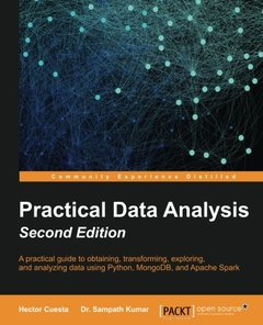 Practical Data Analysis, 2/e (Paperback)-cover
