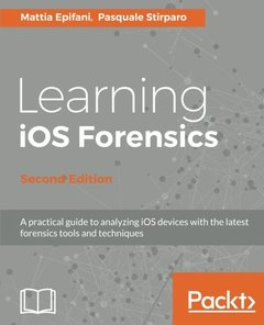 Learning iOS Forensics - Second Edition-cover