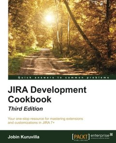 Jira 7 Development Cookbook - Third Edition-cover