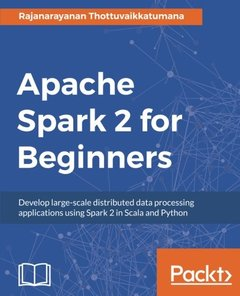Apache Spark 2 for Beginners (Paperback )-cover