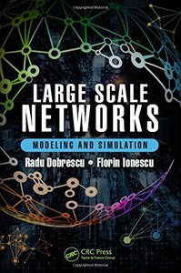 Large Scale Networks: Modeling and Simulation(Hardcover)-cover