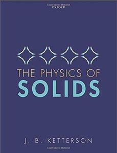 The Physics of Solids (Hardcover)-cover