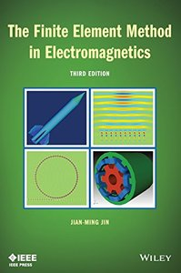 The Finite Element Method in Electromagnetics, 3/e (Hardcover)-cover