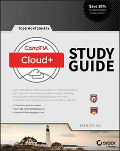 CompTIA Cloud+ Study Guide: Exam CV0-001-cover