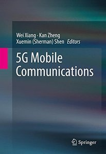 5G Mobile Communications-cover