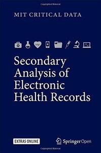 Secondary Analysis of Electronic Health Records-cover