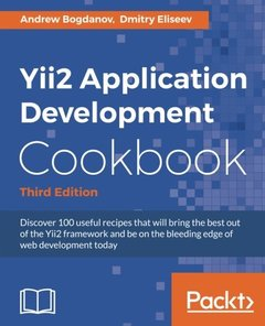 Yii Application Development Cookbook - Third Edition-cover