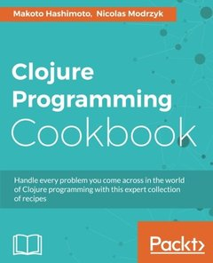 Clojure Programming Cookbook-cover