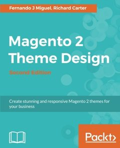 Magento 2 Theme Design - Second Edition-cover