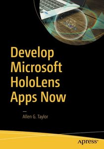 Develop Microsoft HoloLens Apps Now(快遞進口)-cover