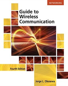 Guide to Wireless Communications-cover