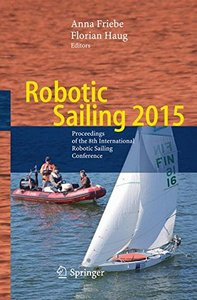 Robotic Sailing 2015: Proceedings of the 8th International Robotic Sailing Conference-cover