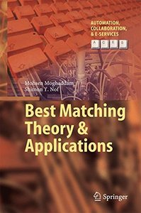 Best Matching Theory & Applications (Automation, Collaboration, & E-Services)-cover