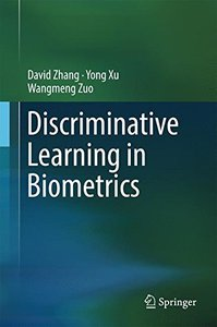 Discriminative Learning in Biometrics-cover