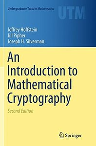 An Introduction to Mathematical Cryptography (by dhl)-cover