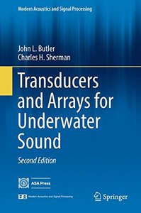 Transducers and Arrays for Underwater Sound (Modern Acoustics and Signal Processing)-cover
