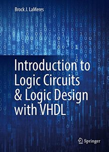 Introduction to Logic Circuits & Logic Design with VHDL-cover