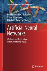 Artificial Neural Networks: Methods and Applications in Bio-/Neuroinformatics (Springer Series in Bio-/Neuroinformatics)-cover
