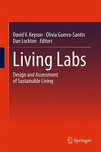 Living Labs: Design and Assessment of Sustainable Living-cover