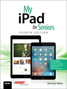 My iPad for Seniors (4th Edition)-cover