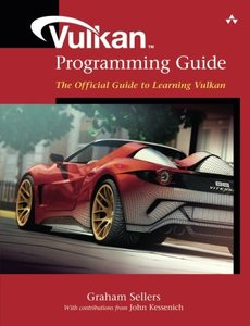Vulkan Programming Guide: The Official Guide to Learning Vulkan (Paperback)-cover