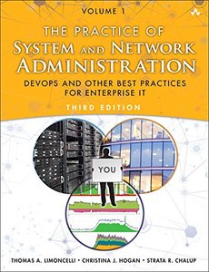 The Practice of System and Network Administration: Volume 1 (3rd Edition)-cover
